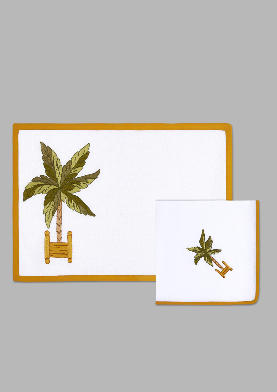 PALMS PLACEMAT SET OF 2