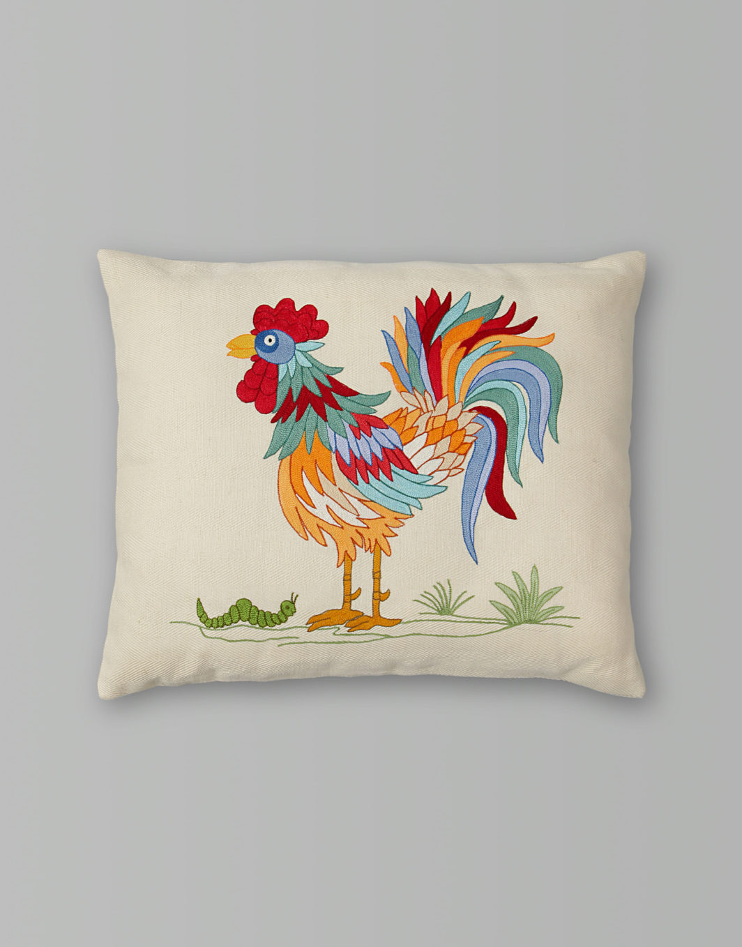 ROOSTER CUSHION