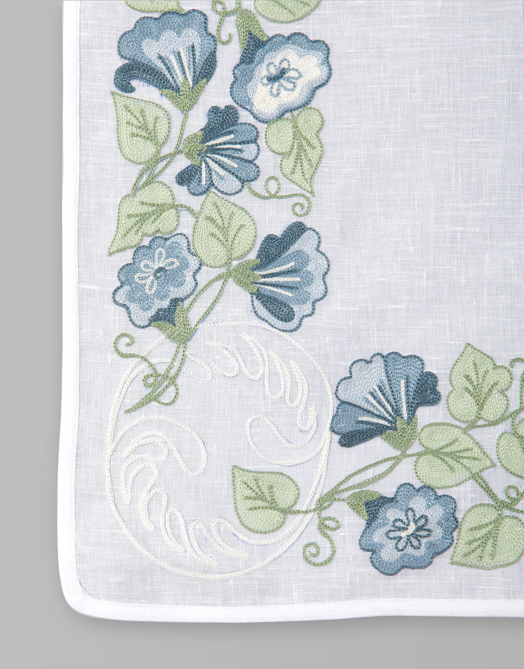MORNING GLORY PLACEMAT SET OF 2