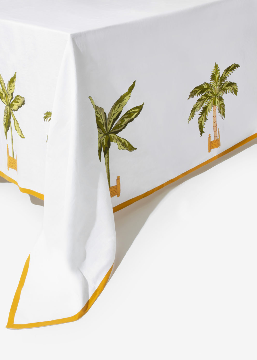 PALMS TABLECLOTH SET