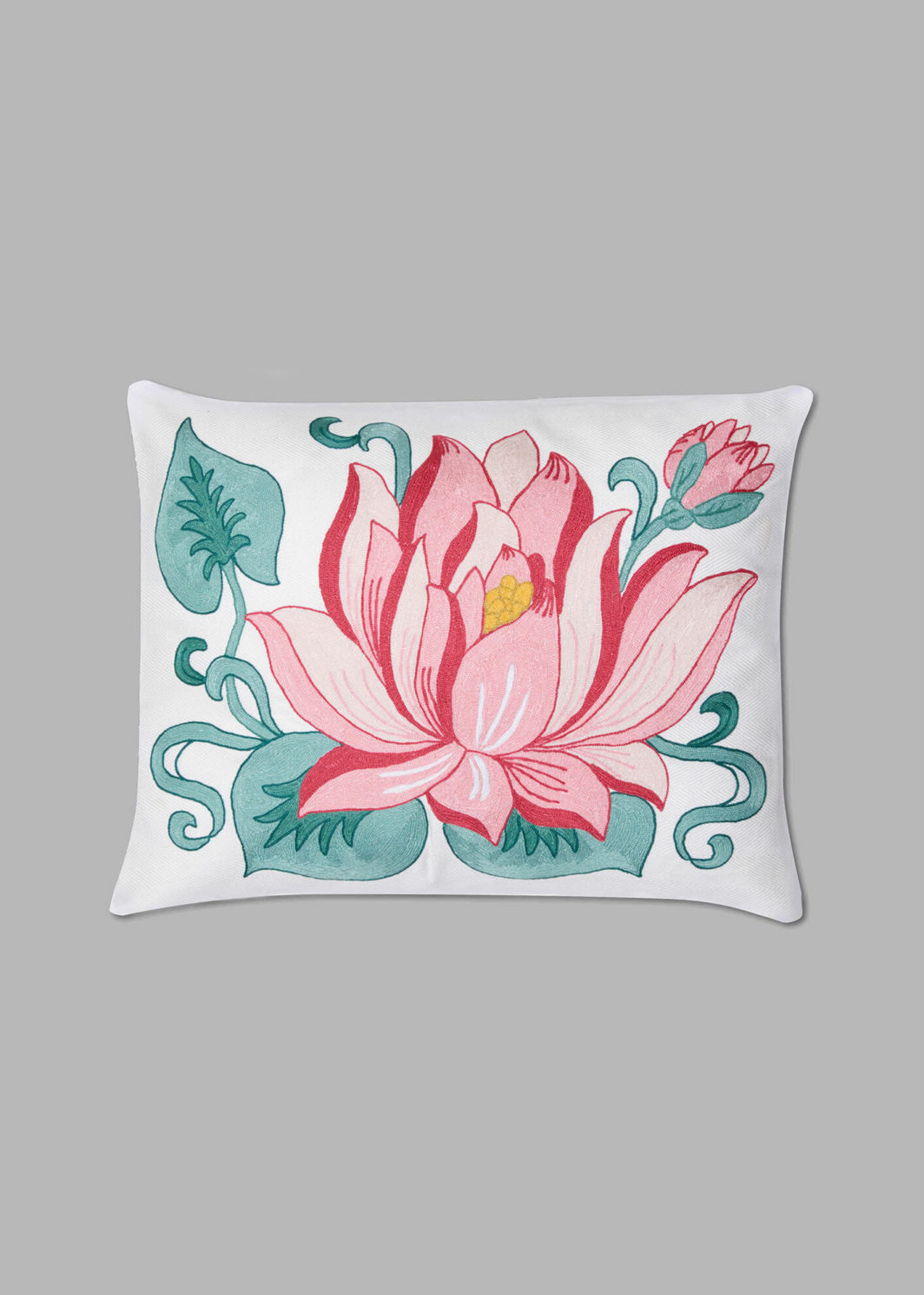 WATERLILIES CUSHION
