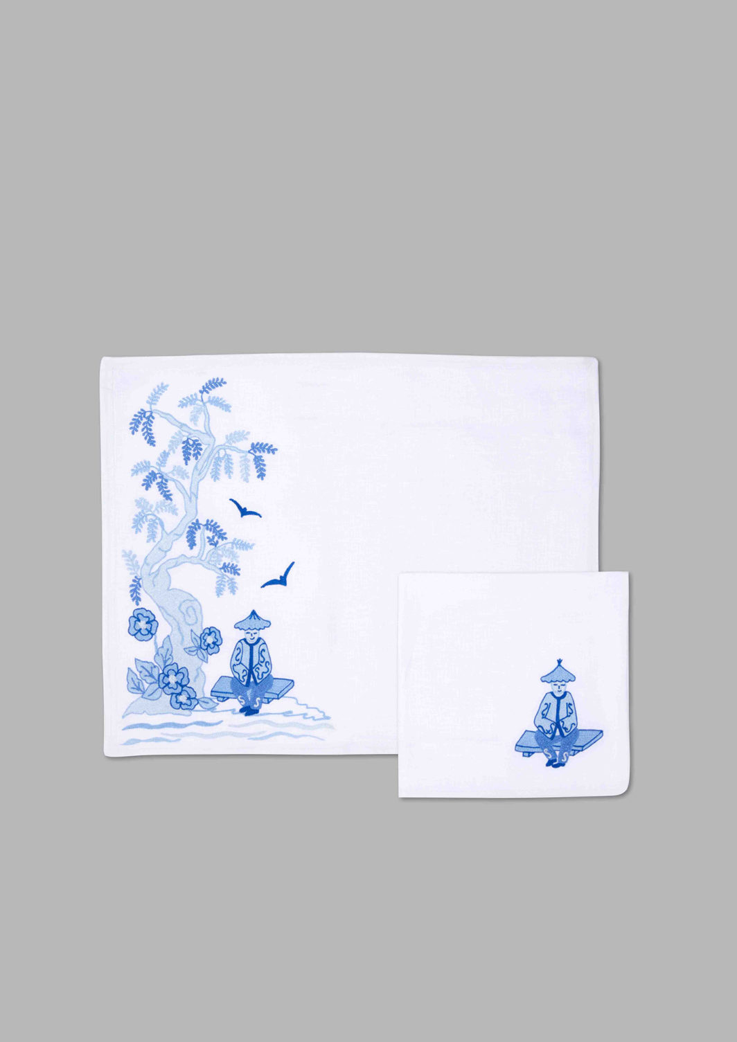 CHINOISERIE PLACEMAT SET OF 2