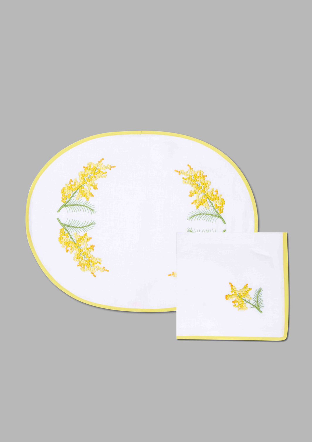 MIMOSA PLACEMAT SET OF 2