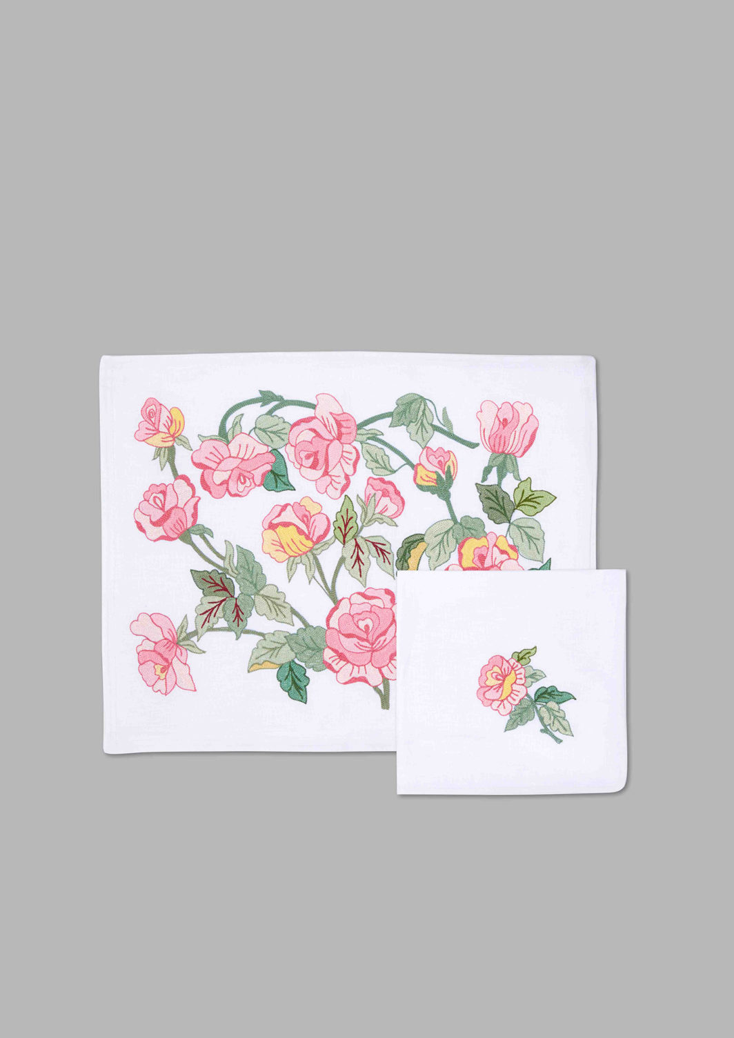 ROSES PLACEMAT SET OF 2