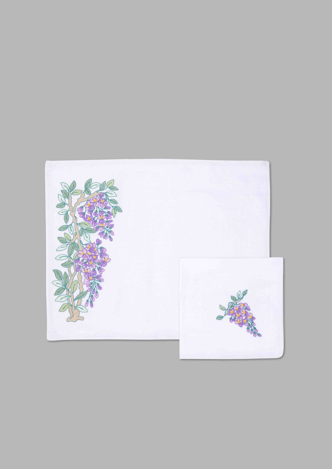 WISTERIA PLACEMAT SET OF 2