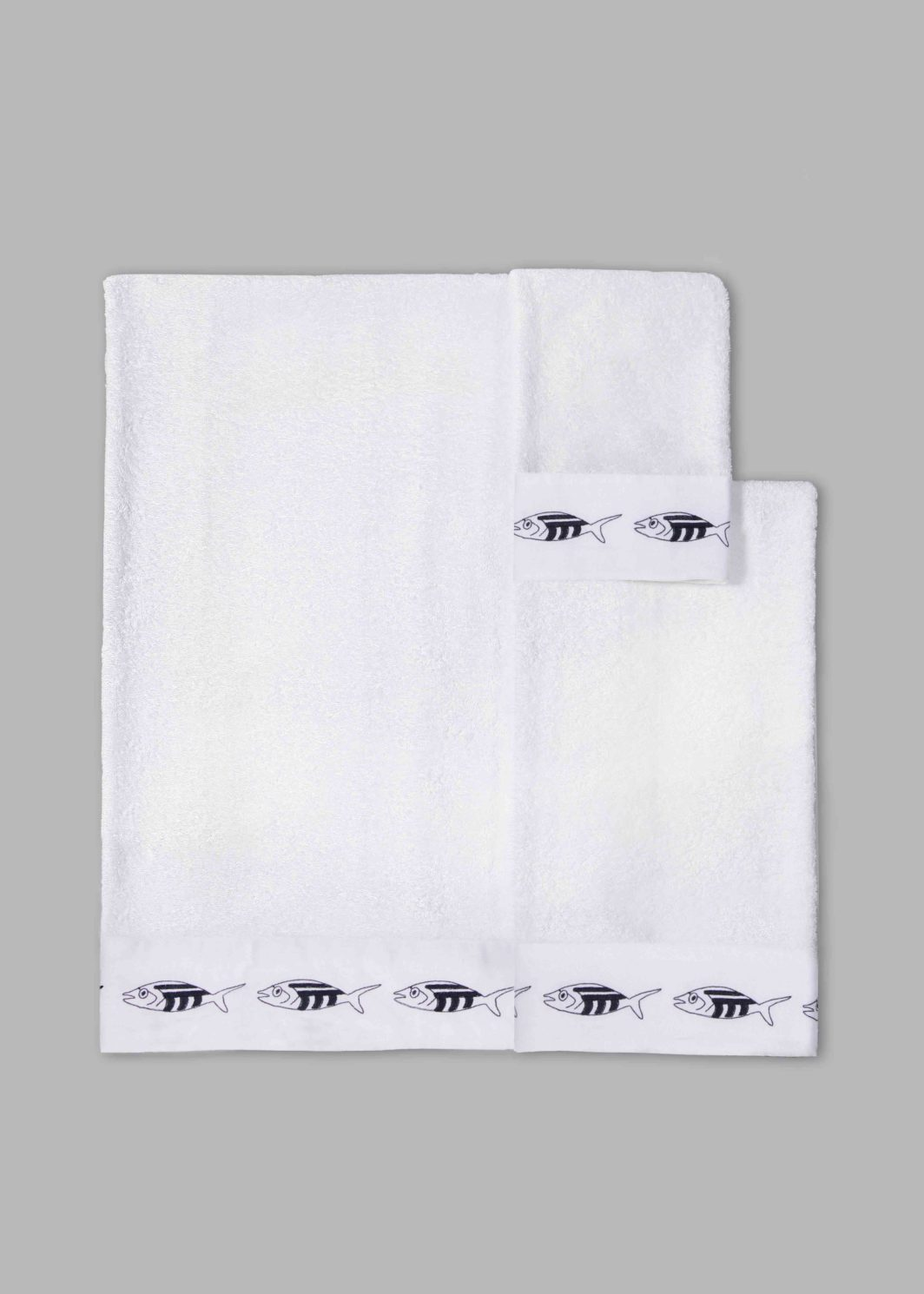 BARRACUDA BATH TOWELS SET