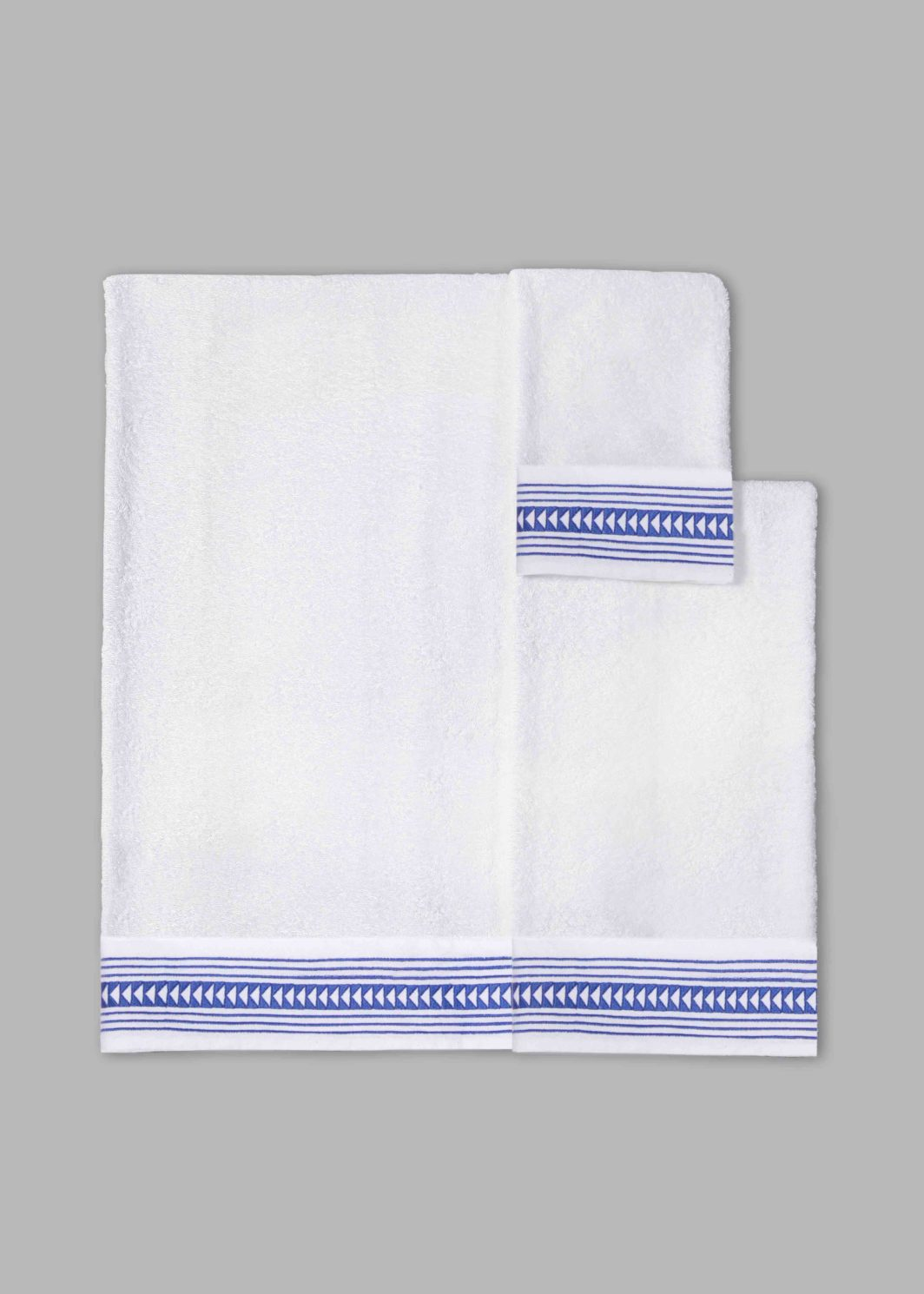 ARROWS BATH TOWELS SET