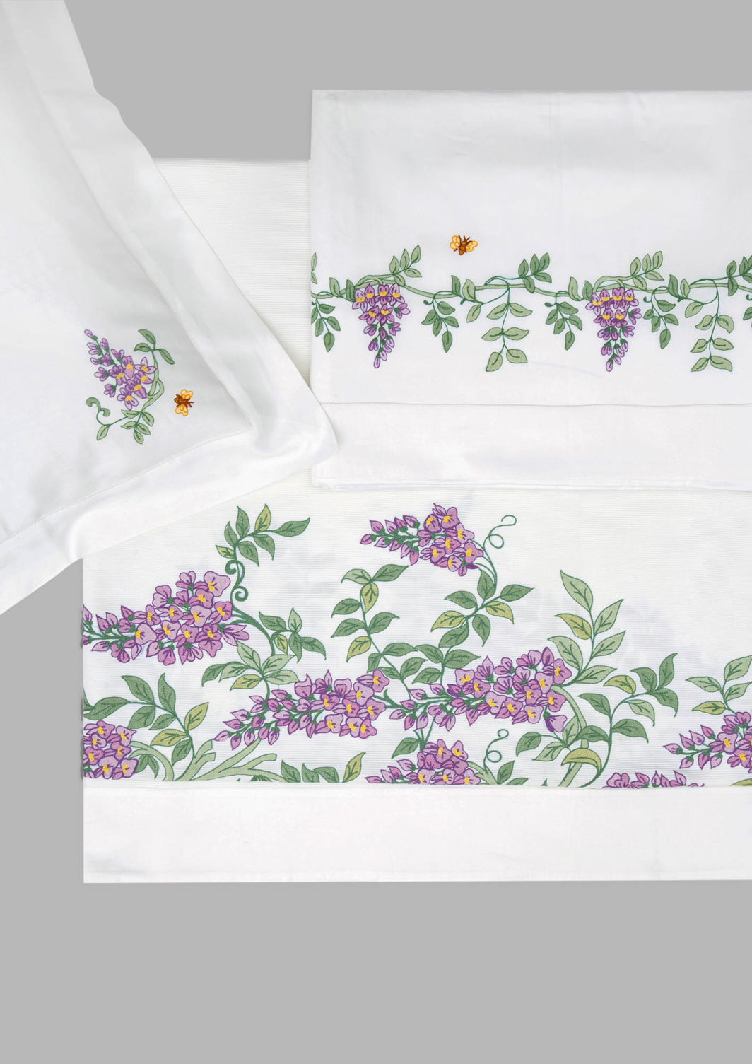 WISTERIA BED SET