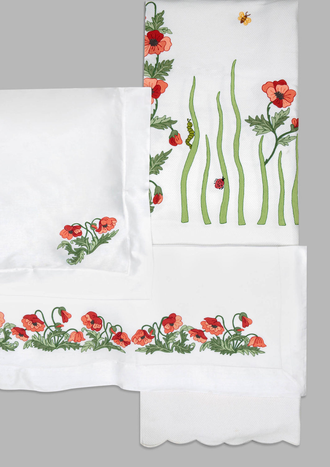 POPPIES BED SET